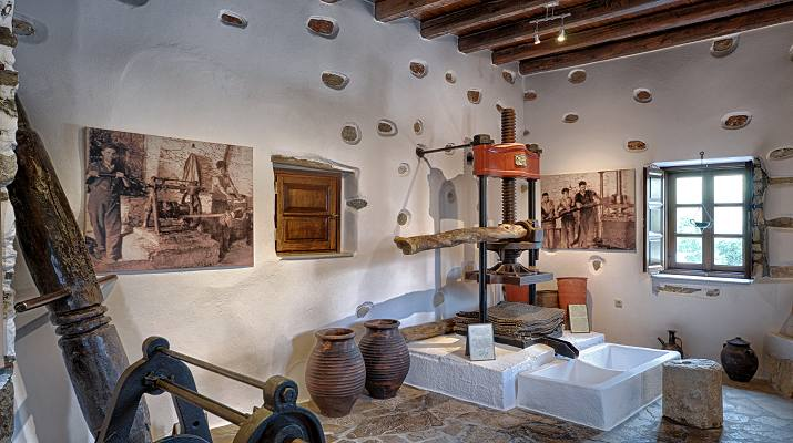 The Olive Press Museum