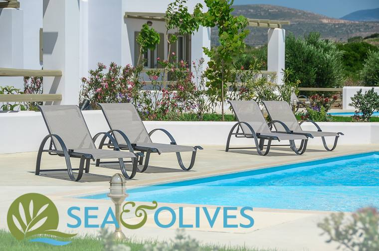 Sea and Olives Villas and Suites