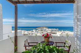 Chateau Zevgoli Hotel in Old Naxos Town