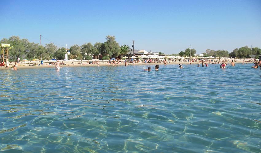 Saint George Beach Chora Naxos