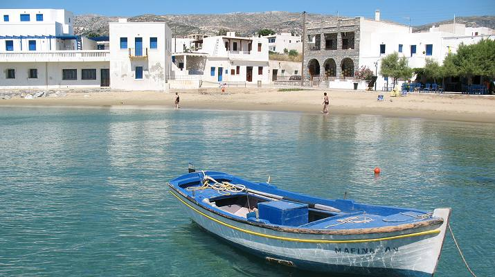 Moutsouna Naxos Island Greece